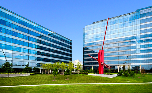 Hall Office Park